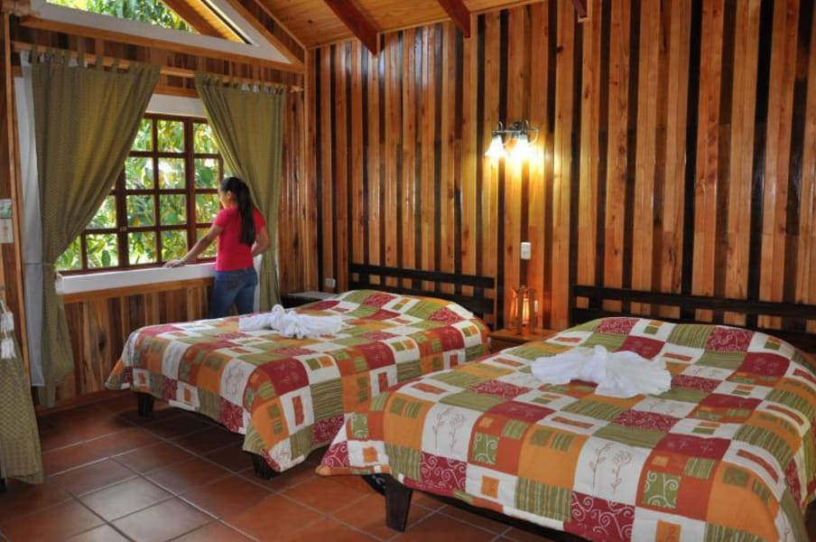 Sueños del Bosque Lodge Lakeside Cabins near Quetzales National Park San Gerardo de Dota Costa Rica Standard Bungalow