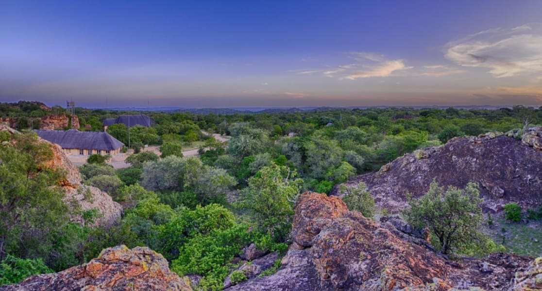 Transfrontier Parks Destinations Limpopo Wildlife and Cultural Adventure Phalaborwa South Africa Stunning views from Awelani Lodge