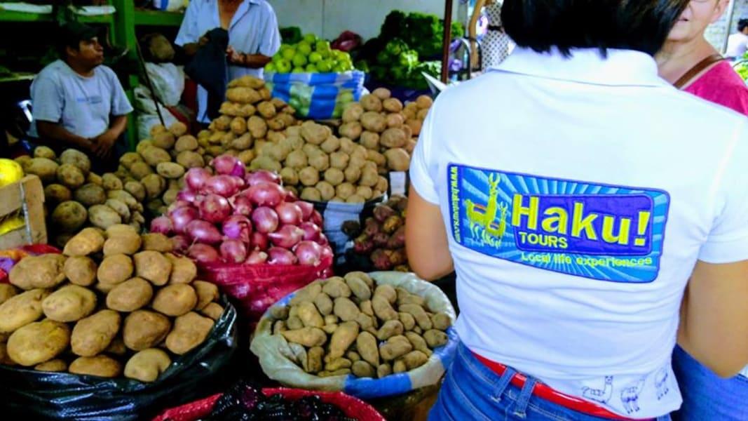 Haku Tours Lima  Peru