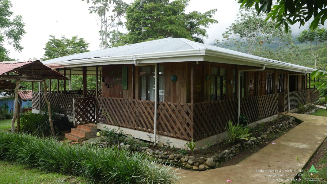ACTUAR La Amistad Rural Lodge Biolley Costa Rica null
