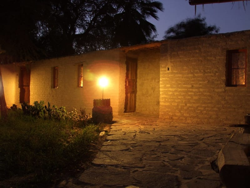Wasipunko Lodge Nazca Peru undefined