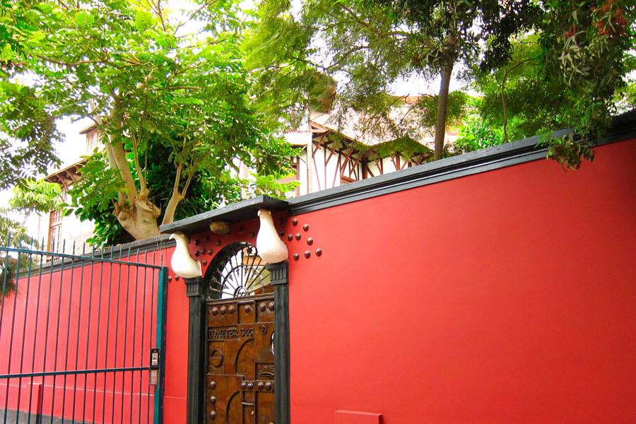 Second Home Peru Guesthouse Lima Peru undefined