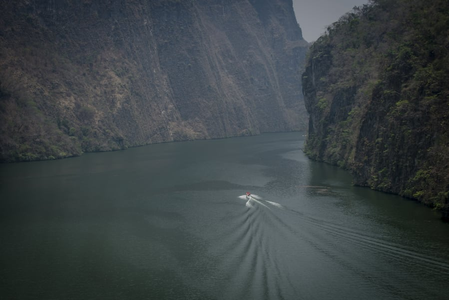 EcoExperiencias Sumidero Canyon Adventure Chiapas Mexico undefined