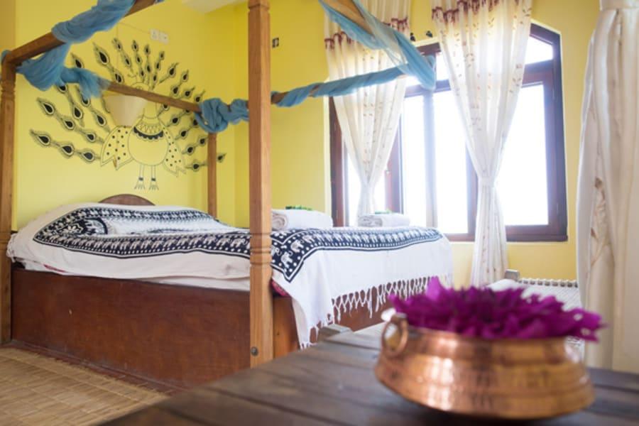 Sapana Village Lodge Sapana Lodge and Chitwan Wildlife Safari  Chitwan Nepal undefined