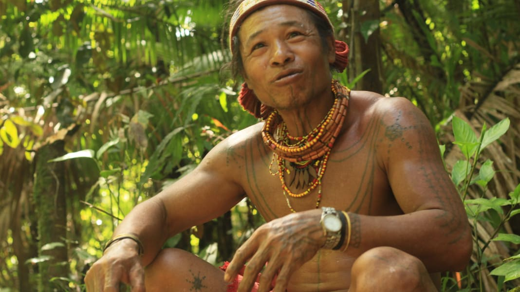 Authentic Sumatra Experience Mentawai Community Life in Sumatra Mentawai Indonesia undefined