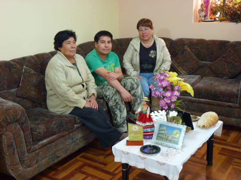 Casas Del Peru Casa de Familia Estrada Calca Peru undefined