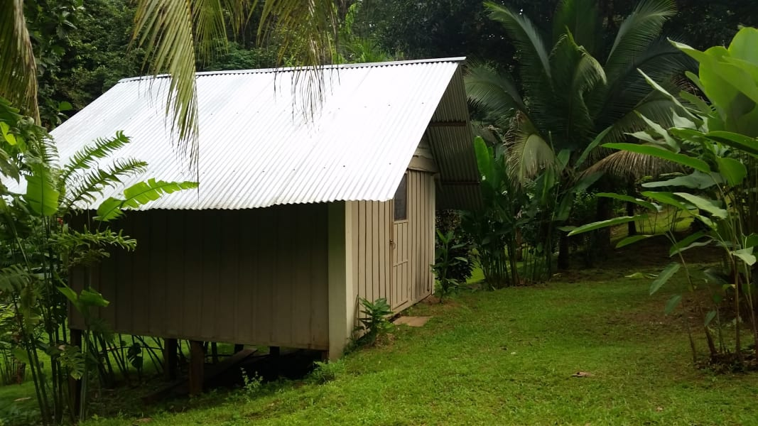 Osa Wild Travel Corcovado National Park and Drake Bay Wilderness Adventure Drake Bay Costa Rica A cabin at Estacion Biologica
