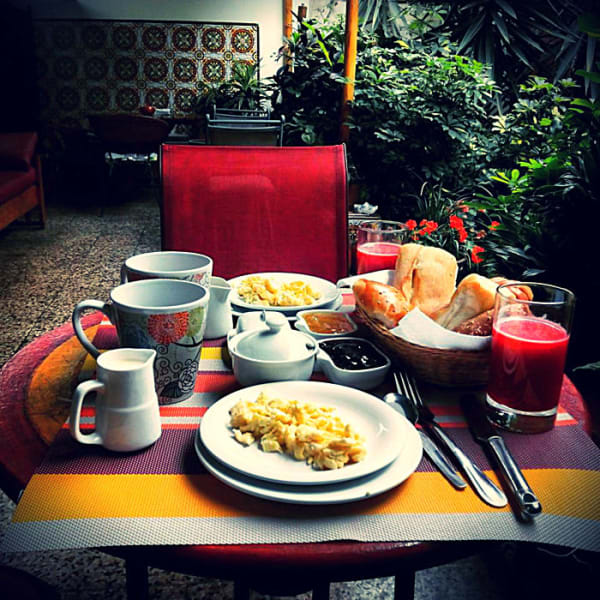 Casa Wayra B&B Miraflores Lima Peru undefined