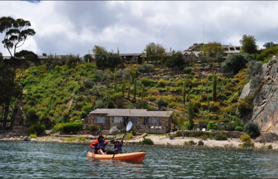 Isla Suasi Ecolodge Lake Titicaca Peru undefined
