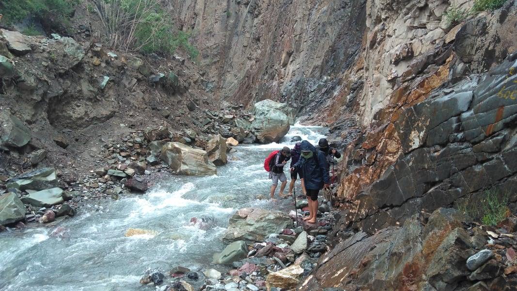 Mountain Homestays Artisans of Ladakh: The Copper Trail Ladakh India undefined