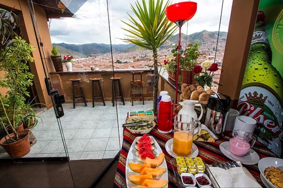 Hostal Wara Wara Cusco Wara Wara Bed & Breakfast Cusco Peru undefined