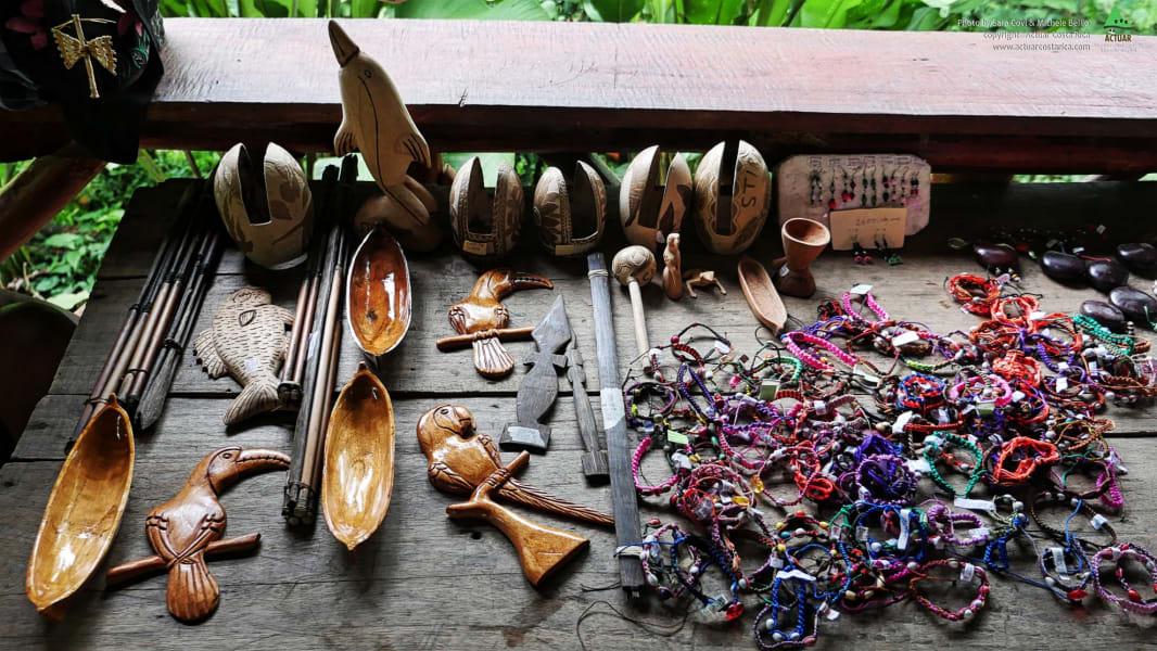 ACTUAR Hike into Bribri Indigenous Community Bribri Costa Rica null