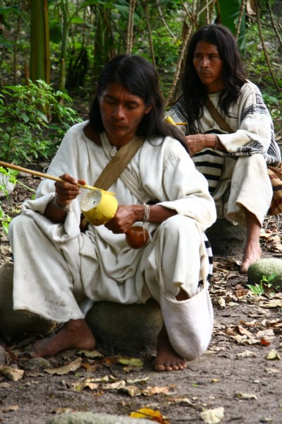 ZAIA Travel Explore Colombian Coffee and Nature Bogota Colombia Indigenous population