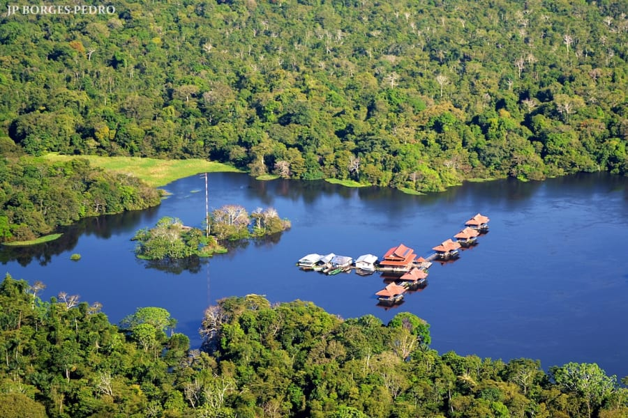 Uakari Lodge Amazon Experience at Uakari Floating Jungle Lodge Tefe Brazil undefined