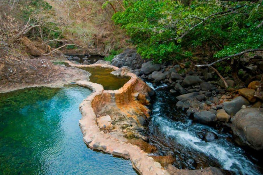 Hacienda Guachipelin Rincon de la Vieja Costa Rica null