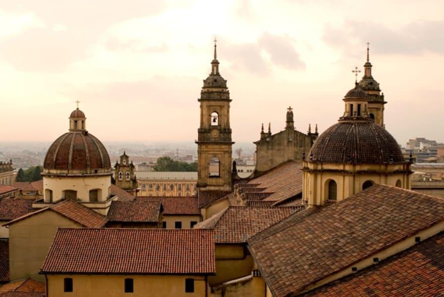 ZAIA Travel Classic Colombia: From Bogota to Cartagena Bogota Colombia La Candelaria in Bogota