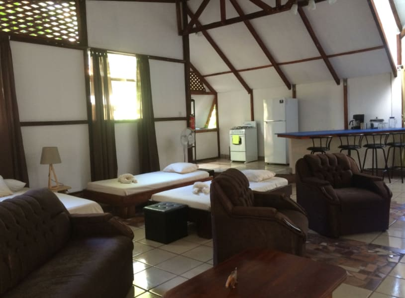 Chilamate Eco-Retreat Eco-Retreat along the Sarapiqui River  Sarapiqui Costa Rica Family Suite