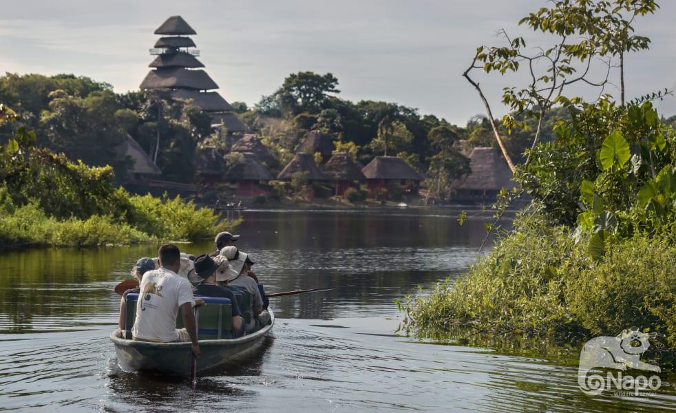 Napo Wildlife Center Ecolodge Yasunin National Park Ecuador null