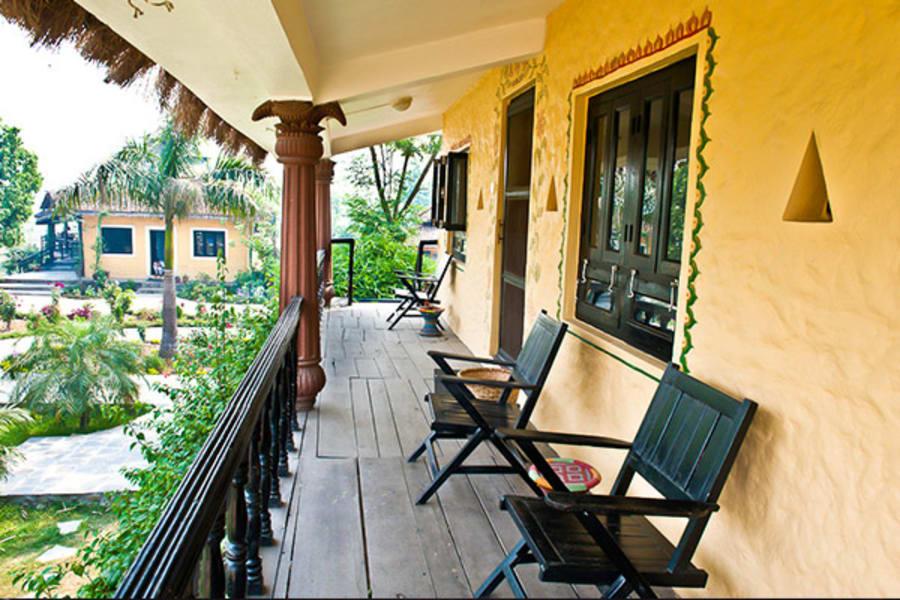 Sapana Village Lodge Sapana Village Lodge Chitwan Nepal undefined