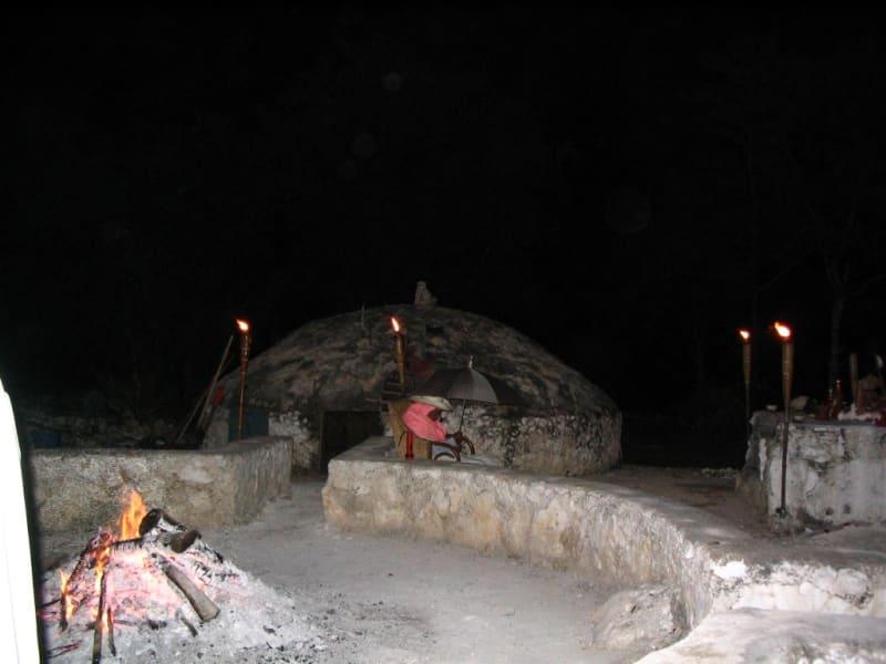 Sian Ka'an Community Tours Temaz Ka'an Mayan Sauna and Cenote Tulum Mexico null
