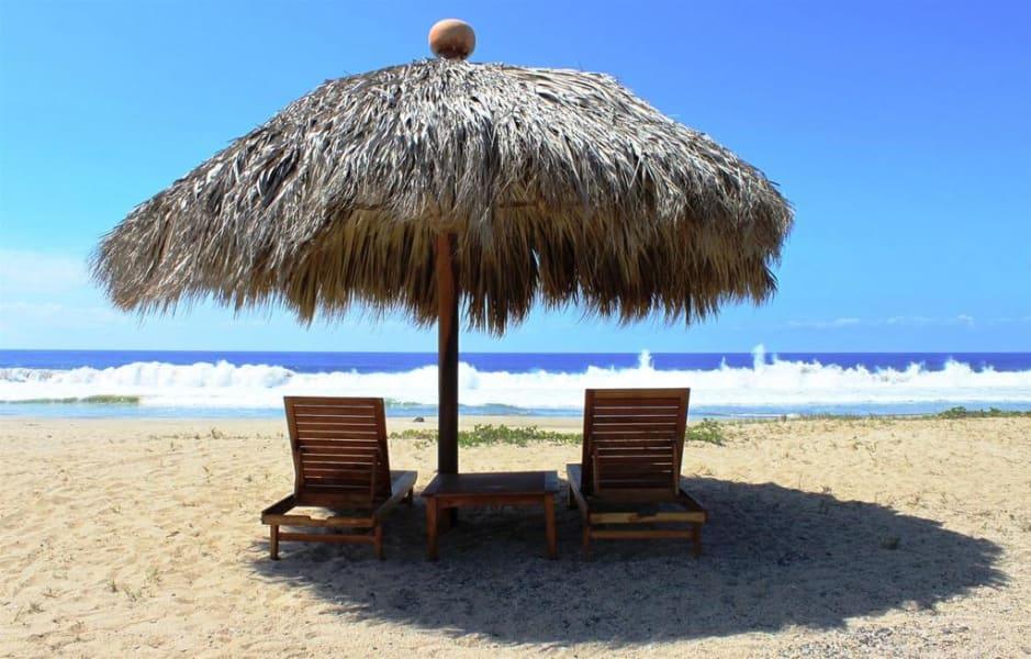 Playa Viva EcoCasita Getaway at Playa Viva Juluchuca Mexico undefined