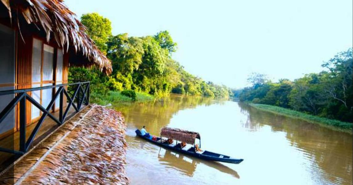 EcoDestinos Biodiversity and Communities: The Colombian Amazon Leticia Colombia undefined