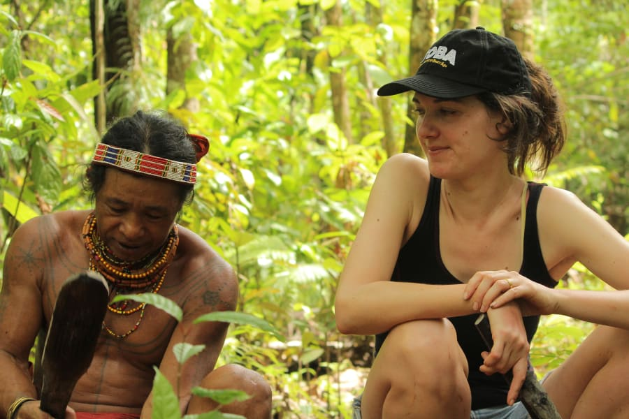 Authentic Sumatra Experience Mentawai Community Life in Sumatra Mentawai Indonesia undefined