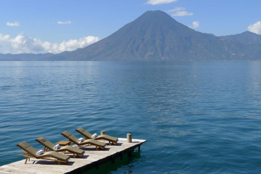 Laguna Lodge Lake Atitlan Guatemala undefined