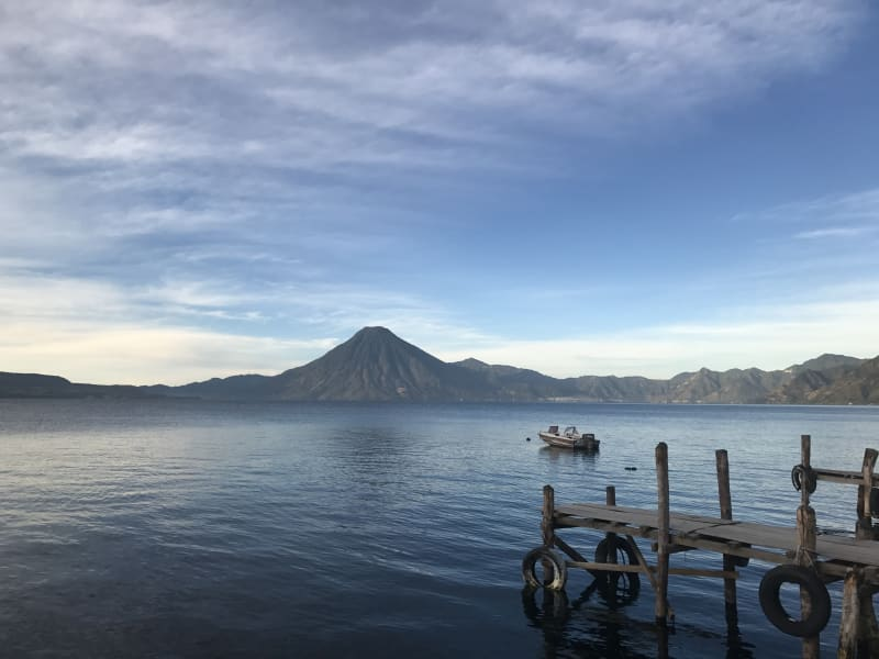 Lokal Adventures Immersive Guatemalan Culture and Nature Adventure Antigua to Peten Guatemala Volcano San Pedro, and a calm Lake Atitlan