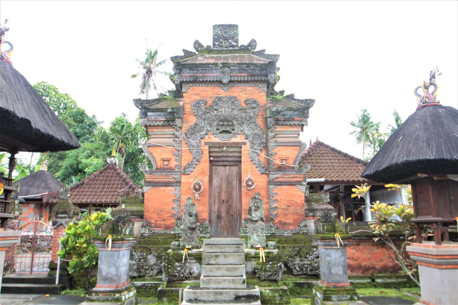 Five Pillar Foundation Nature, Community and Spirit of Bali Bali Indonesia