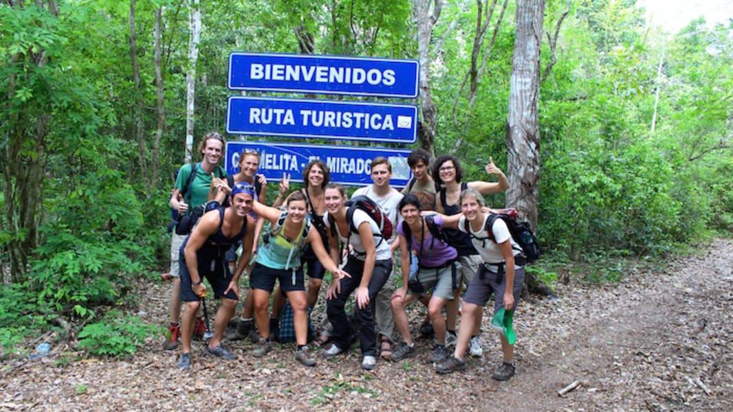 Cooperativa Carmelita 5-Day Mayan Jungle Expedition to El Mirador El Mirador Guatemala undefined