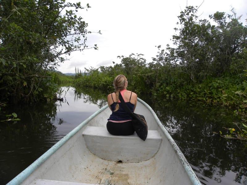 Osa Rural Tours Laguna Chocuaco Canoe Trip Rancho Quemado Costa Rica undefined