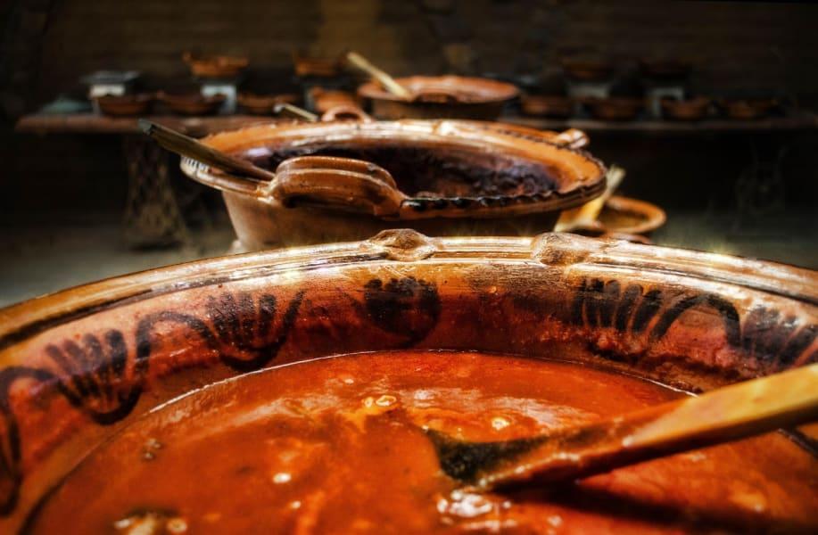 Totonal Viajes Mexico City to Oaxaca Coast: Culture, Biodiversity, and Art of Mexico Mexico City Mexico Learn to make delicious mole in Oaxaca