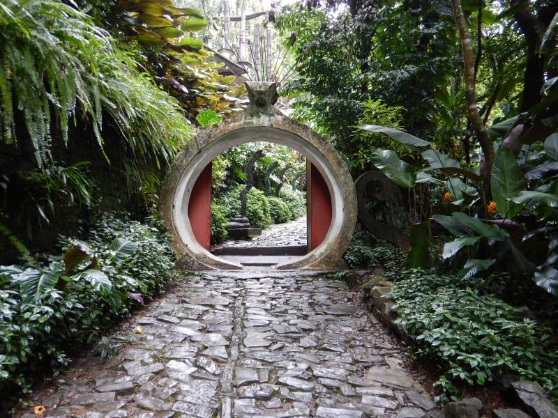 Ruta Huasteca  Huasteca Potosina Nature Adventure Ciudad Valles Mexico Surrealist Garden