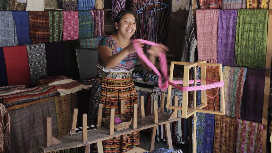 Etnica  Maya Traditions, Lakes, and Antigua Antigua to Lake Atitlán Guatemala undefined