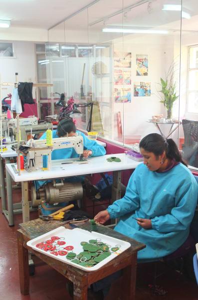 CBC Tupay Cusco Women Today Tour Cusco Peru undefined