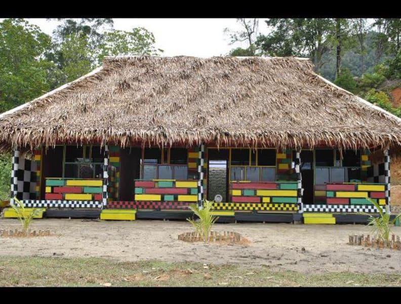 Authentic Sumatra Ricky's Beach House Nagari Sungai Pinang Indonesia undefined