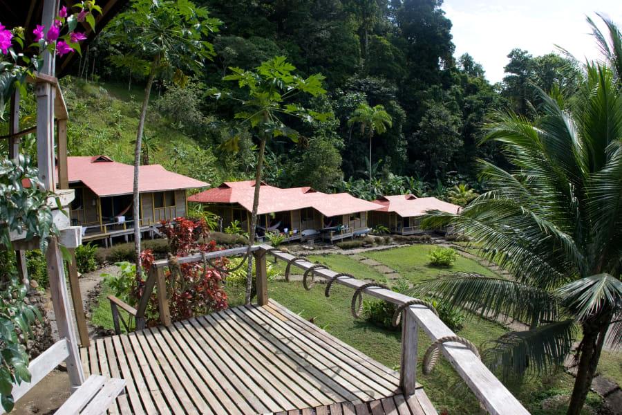 El Cantil Ecolodge El Cantil Pacific Getaway  Nuqui  Colombia undefined