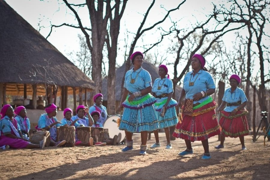 Transfrontier Parks Destinations Best of Limpopo: Traditions, Nature and Safari Adventure Limpopo South Africa Learn to dance like a local at Baleni Culutural Camp