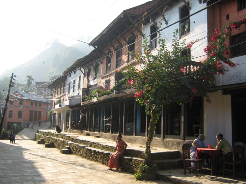 Royal Mountain Travel Experience the Culture of Nepal: An All-Women Adventure with Victoria Hart Kathmandu Nepal Explore mountain villages