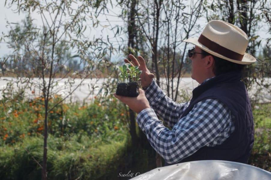 De la Chinampa a tu Mesa Xochimilco Mexico undefined