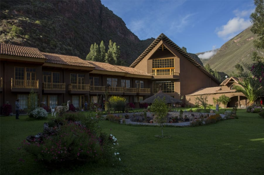 Mountain Lodges of Peru Sacred Valley & Lares Adventure to Machu Picchu  Cusco Peru undefined