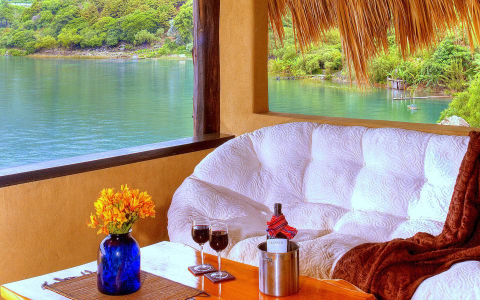 Laguna Lodge Lake Atitlan Guatemala null