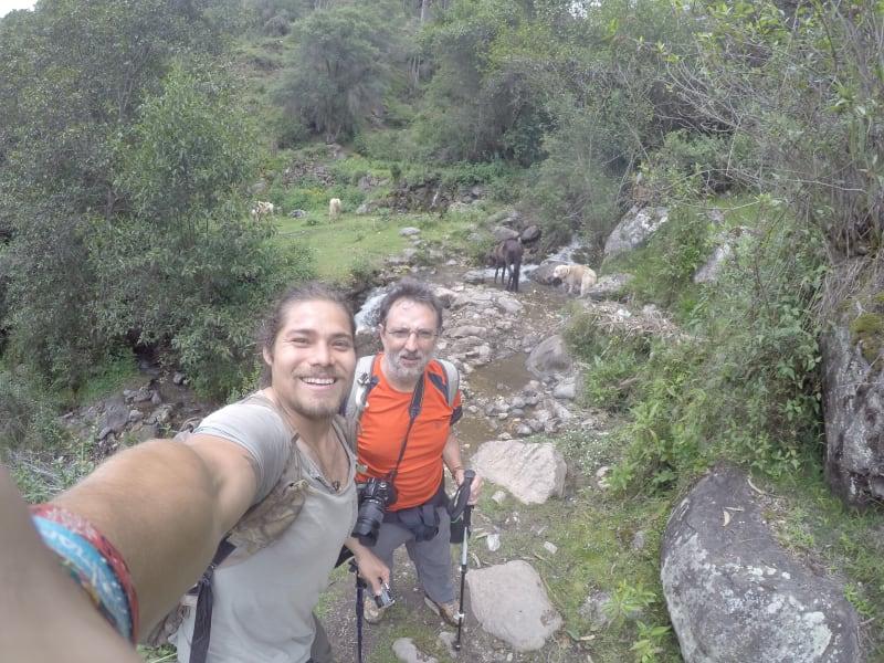 Andean Encounters Ollantaytambo Pumamarca Alternative Inca Trail Ollantaytambo Peru undefined