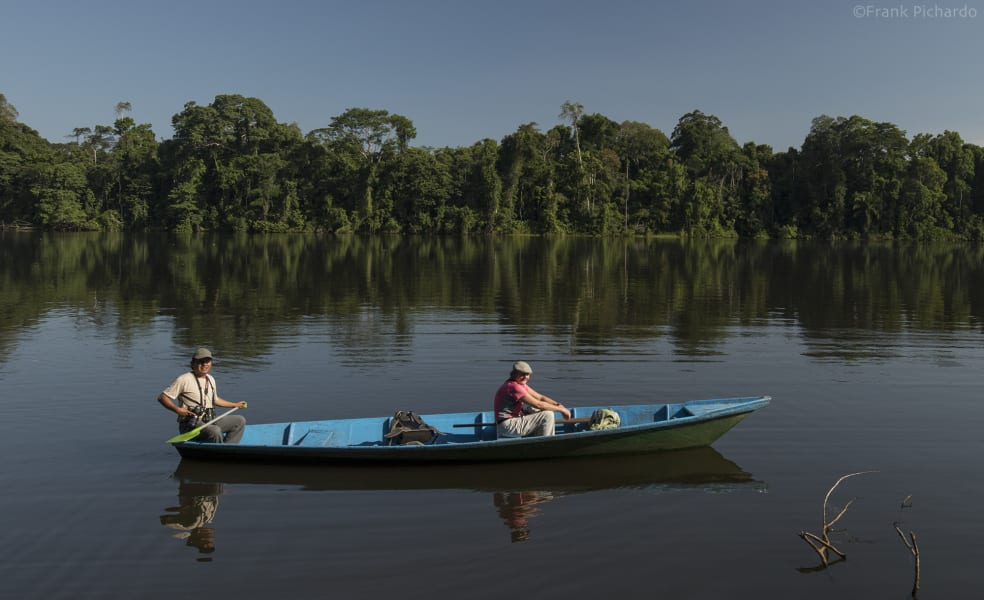 Rainforest Expeditions Tambopata Nature and Indigenous Culture at Posada Amazonas Lodge Madre de Dios Peru undefined