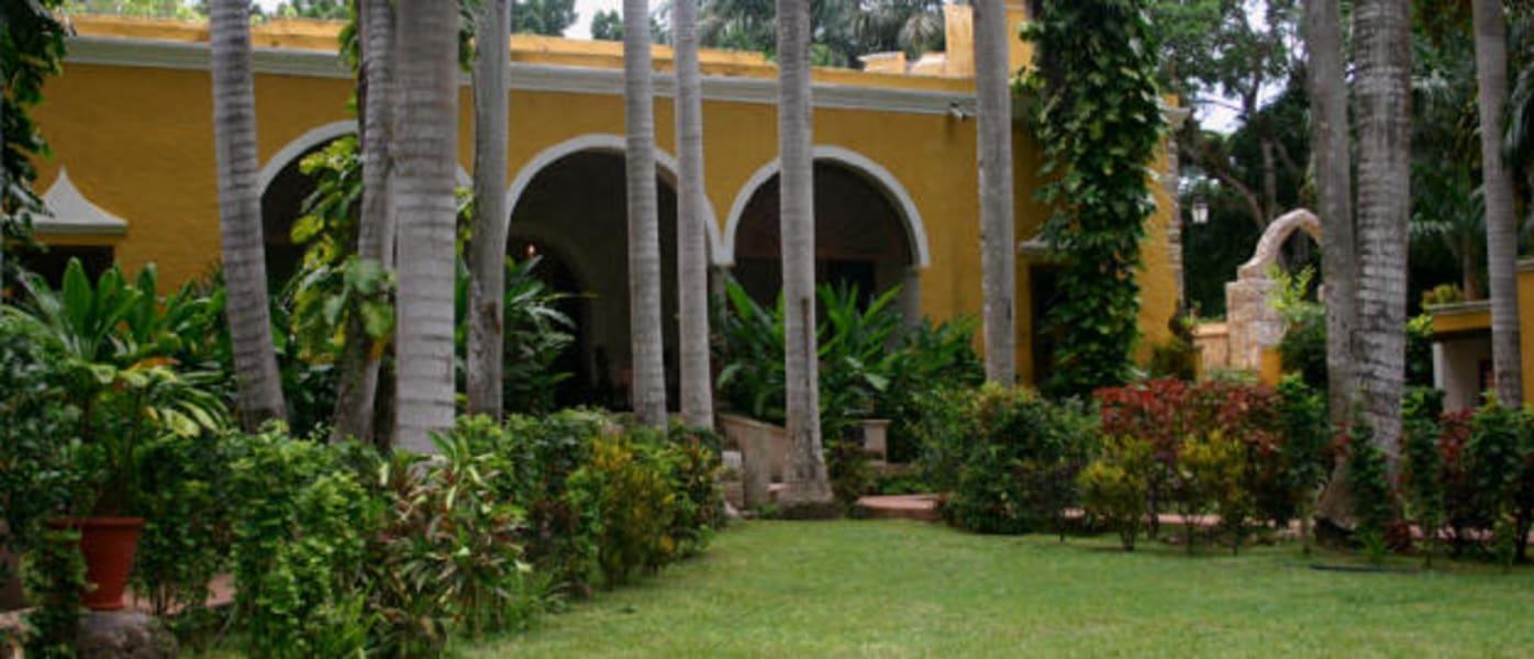Hacienda Chichen Resort Chichen Itza Mexico undefined