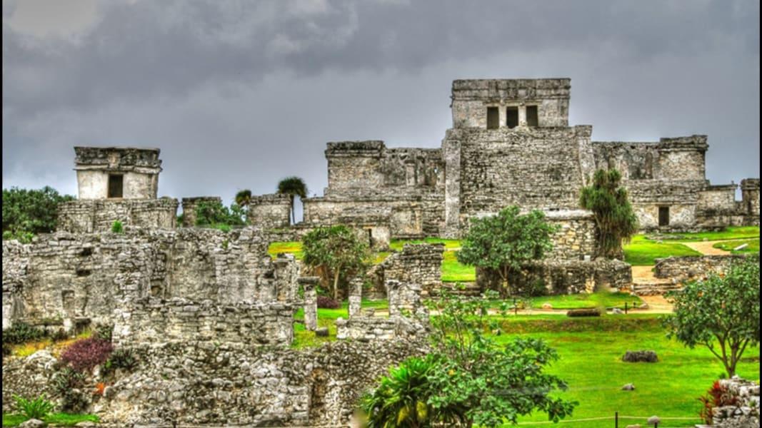 Mexico Kan Tours Classic Tulum Bike Tour Tulum Mexico undefined
