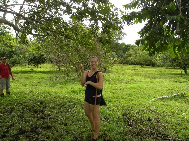 Osa Rural Tours Laguna Chocuaco Canoe Trip Rancho Quemado Costa Rica null