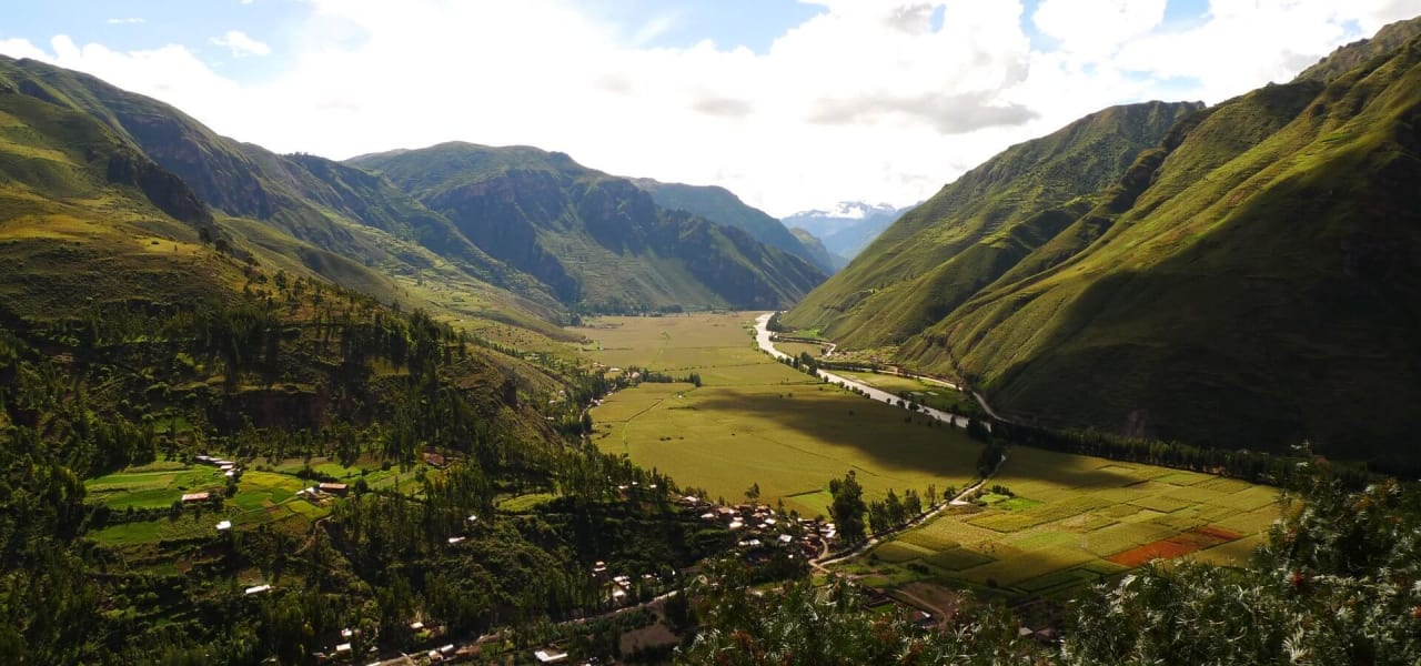 Cocla Tours Sacred Valley, Cacao/Coffee Farm, and Machu Picchu Tour Cusco Peru Sacred Valley of the Incas