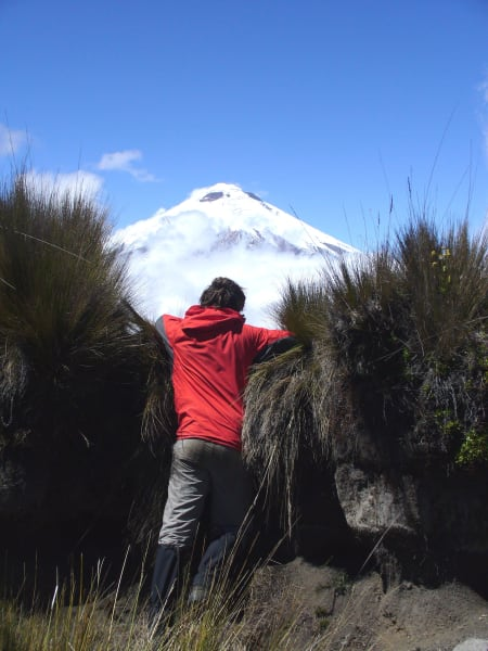 Tierra del Volcan Cotopaxi Active Adventure Tour Quito Ecuador undefined